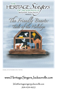 The Friendly Beasts: Tails of the Holidays