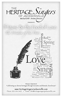 If Music Be The Food Of Love: The Wisdom Of The Poets