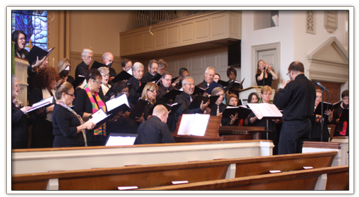Jacksonville singing group - The Heritage Singers