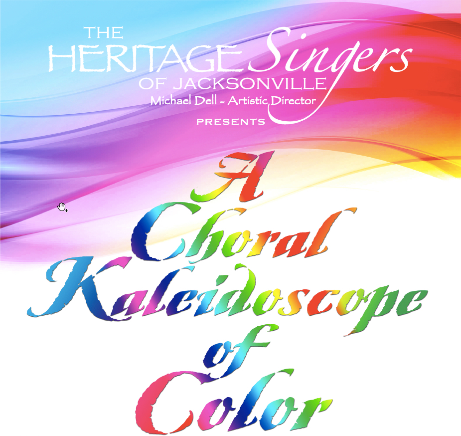 A Choral Kaleidoscope of Color